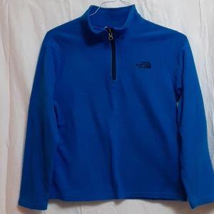 The North Face Quarter Zip Fleece Sweatshirt
